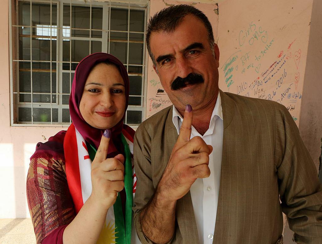 Referendum niepodległościowe w irackim Kurdystanie