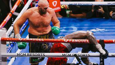 Tyson Fury po walce z Wilderem: Powiedział, że mnie nie szanuje