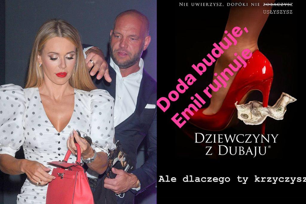 Doda i Emil Stępień
