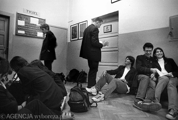 Zdjęcie numer 0 w galerii - 20 lat minęło w Łodzi. Jubileusz I LO. Kultowy