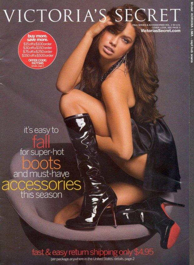 Katalog Victoria's Secret 2002 r.