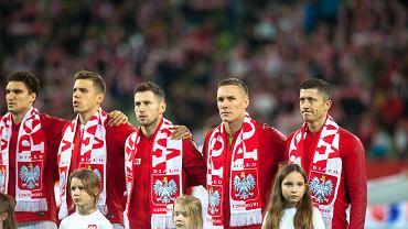 Reprezentanci Polski wystąpią dziś w okolicznościowych koszulkach