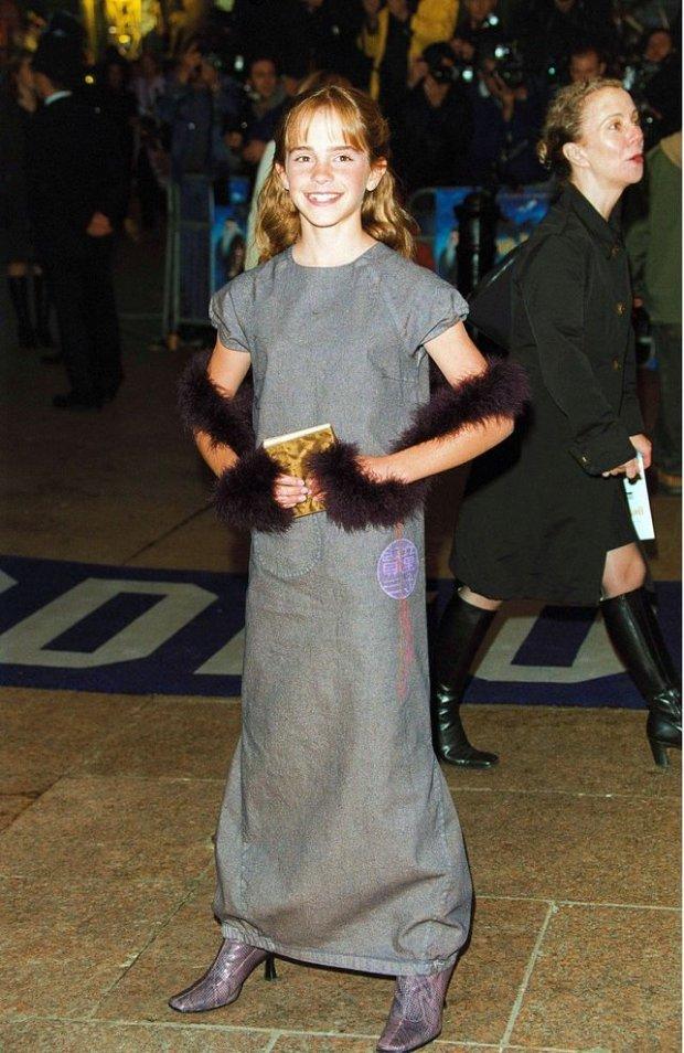 Emma Watson, 2001 rok
