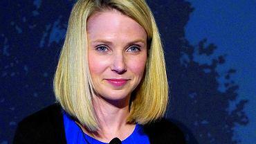 Marissa Mayer, dziennikarze obsadzili ją w roli 'twarzy Google'a'
