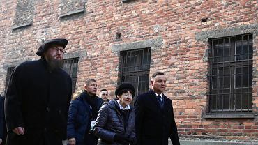 75. rocznica wyzwolenia obozu Auschwitz