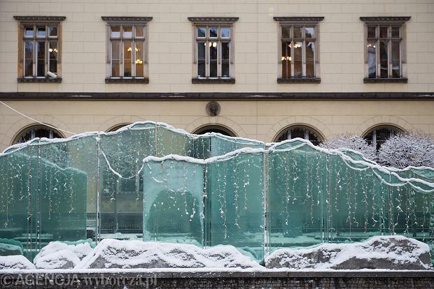 Zdjęcie numer 25 w galerii - Wrocław pod śniegiem. Zobacz zimowe zdjęcia z centrum miasta [FOTO]
