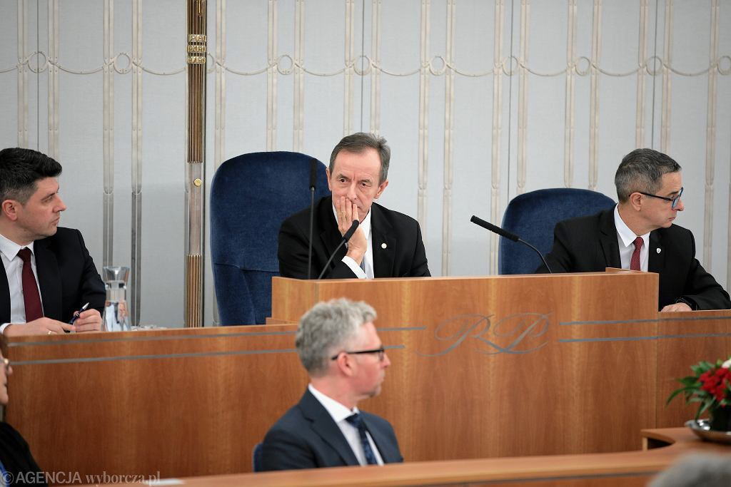 3. Posiedzenie Senatu RP X kadencji