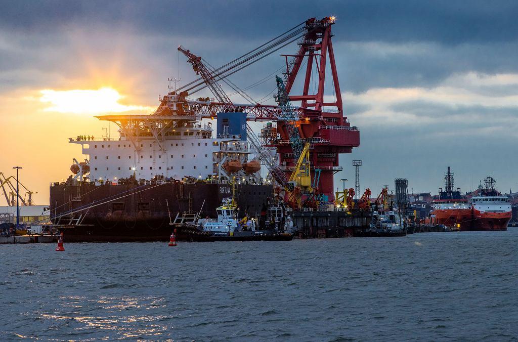 USA wprowadzają sankcje na Nord Stream 2