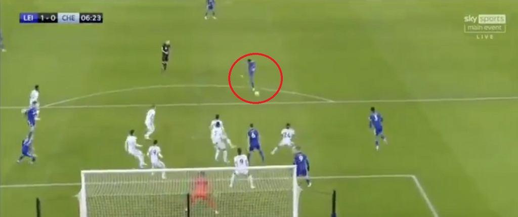 Piękny gol Ndidiego z Chelsea