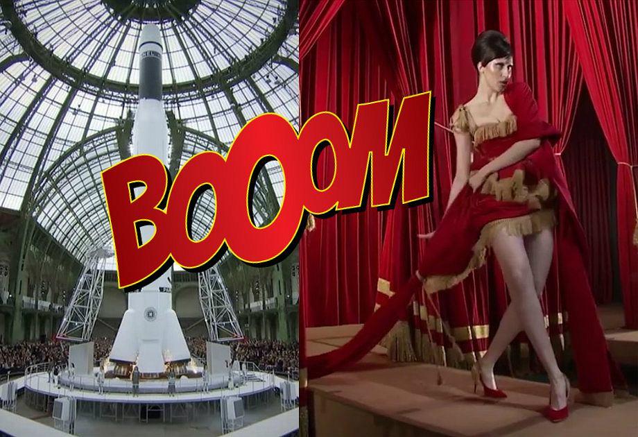 Tydzień Mody w Paryżu - najlepsze momenty