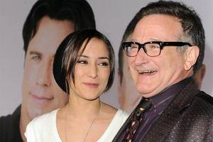 Zelda i Robin Williams