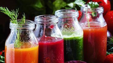 Koktajle warzywne i warzywno-owocowe świetnie urozmaicą twoją dietę - zwłaszcza jeśli nie zbyt bogata w świeże warzywa