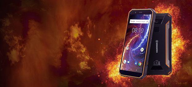 Smartfon wszystkoodporny