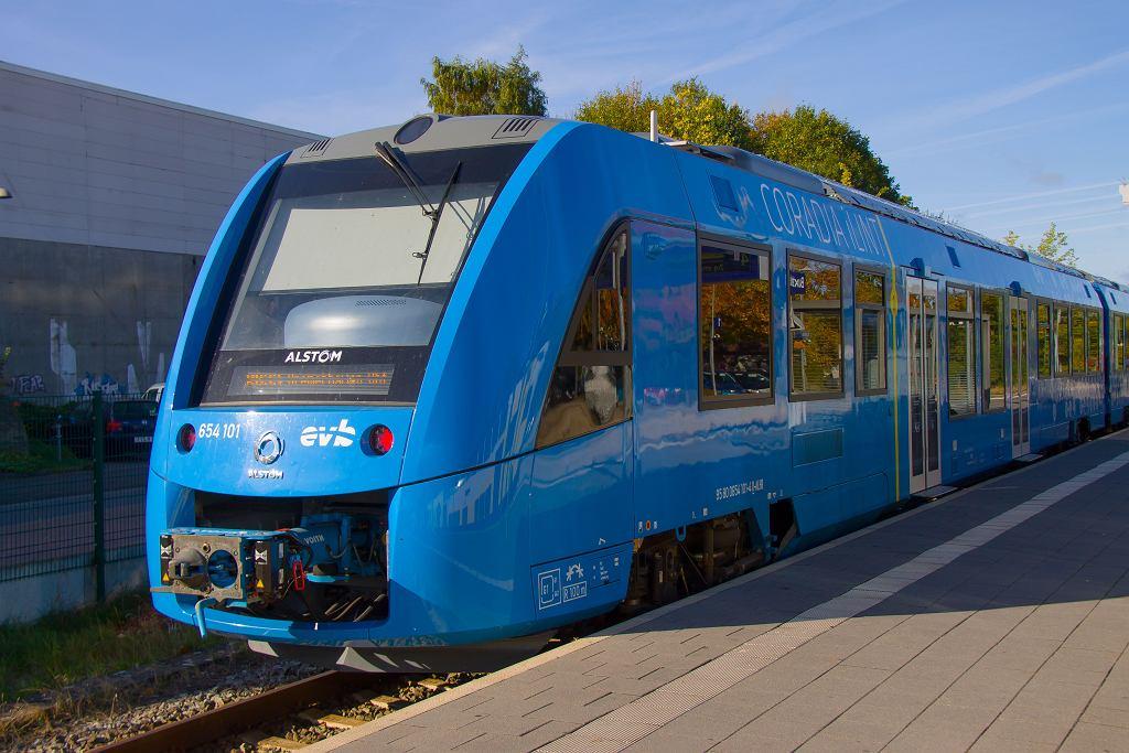 В Польше появится поезд на водородном топливе