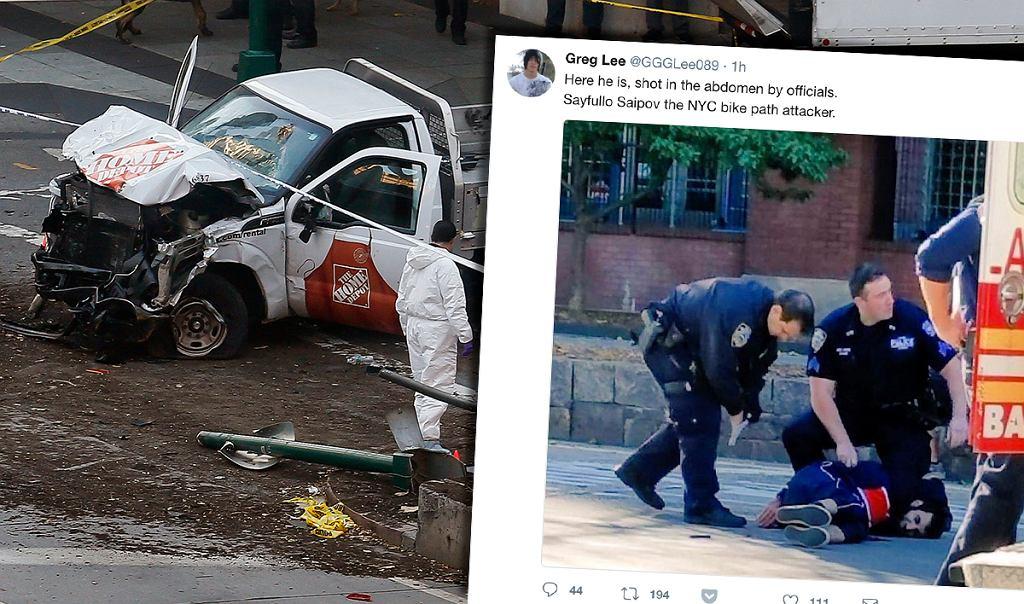 Atak w Nowym Jorku