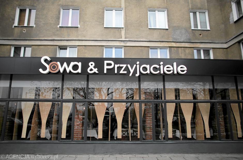 Restauracja Sowa i Przyjaciele. To tutaj nagrano rozmowy polityków