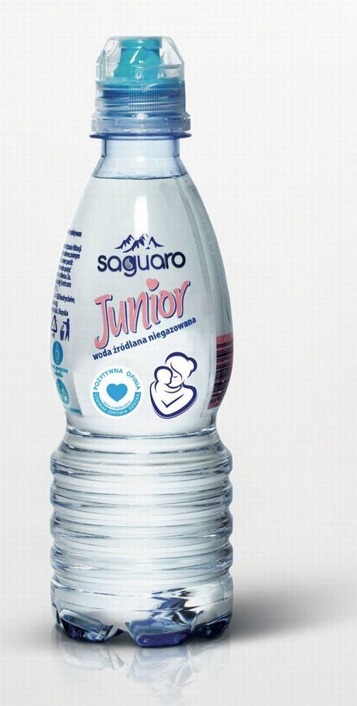 Mamo, zadbaj o nawodnienie swojego malucha! Woda Saguaro Junior od Lidla