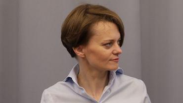 Ministerka rozwoju Jadwiga Emilewicz
