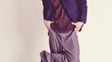 Spodnie z kolekcji Aleksandry Kucharczyk. Cena: 170 zł