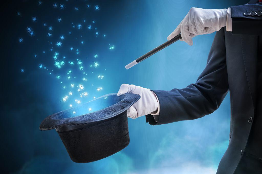 Filmy o magii fascynują widzów w każdym wieku. Zdjęcie ilustracyjne, vchal/shutterstock.com