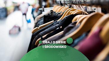 Moda na garderobę less waste