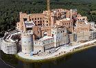 Nowy pomysł budowniczego zamku w Puszczy Noteckiej. Chce hodować rysie