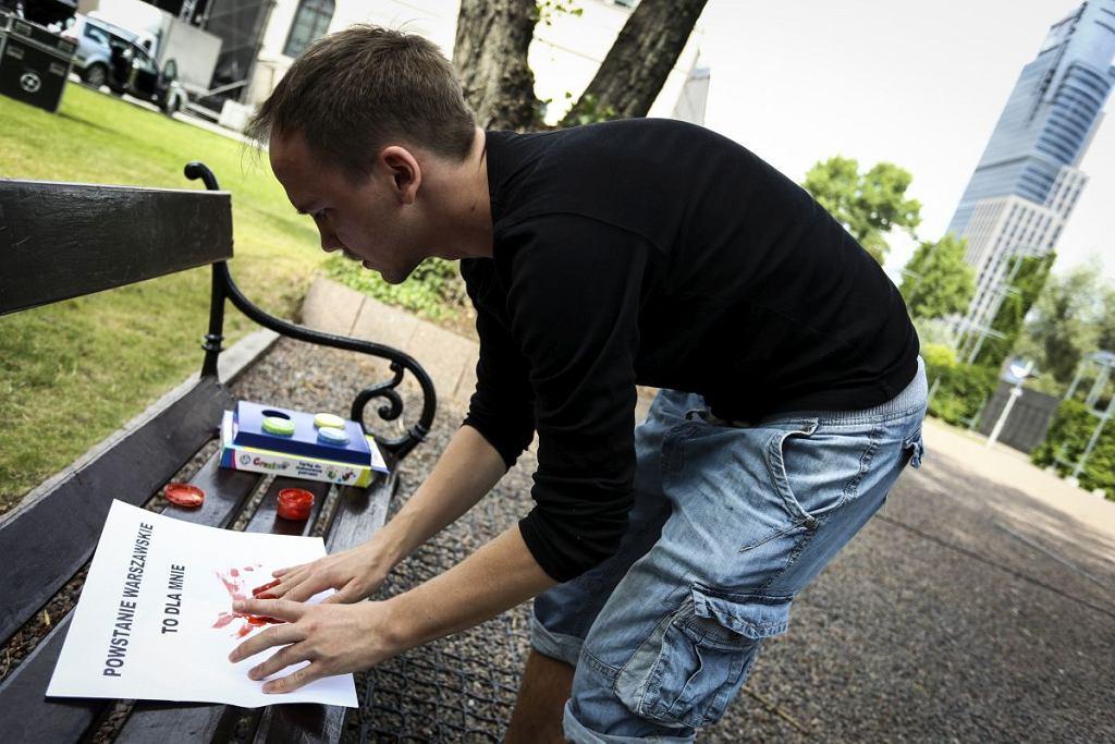 Jan Komasa przygotowuje swój 'wpis'
