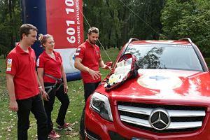 Mercedes współpracuje z GOPR