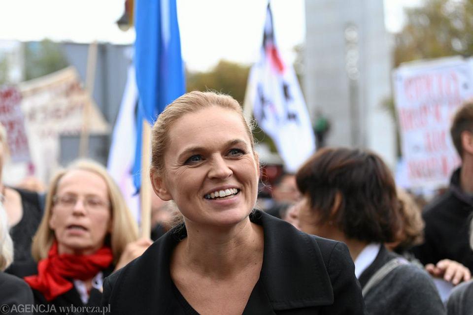Barbara Nowacka (Fot. Adam Stępień / Agencja Gazeta)