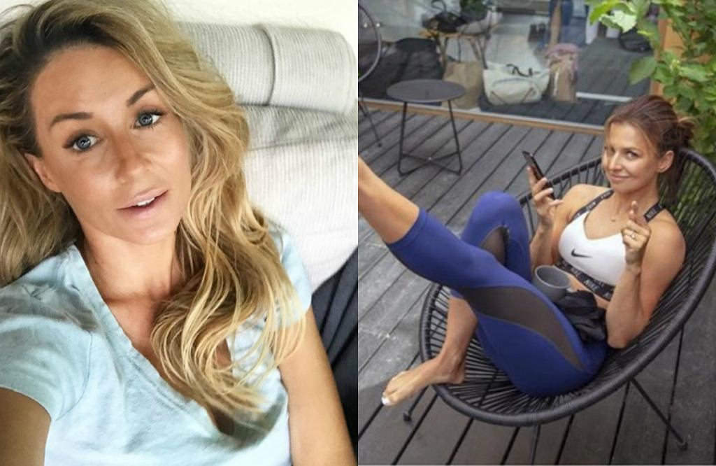 Małgorzata Rozenek oficjalnie potwierdziła, że trenuje u Anny Lewandowskiej