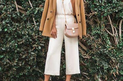 Spodnie na lato. Modele z delikatnych i przewiewnych materia��w