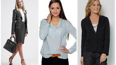 W co się ubrać do pracy? Przegląd spodni, koszul, żakietów i spódnic do pracy