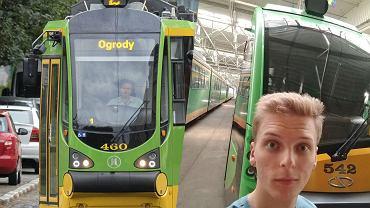 Poznański motorniczy deklaruje, że założy tęczowe chorągiewki na tramwaj