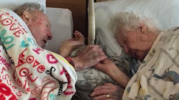 Starsze małżeństwo, które udowadnia siłę miłości