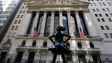 Rekord na Wall Street. S&P 500 pierwszy raz w historii powyżej 4000 punktów