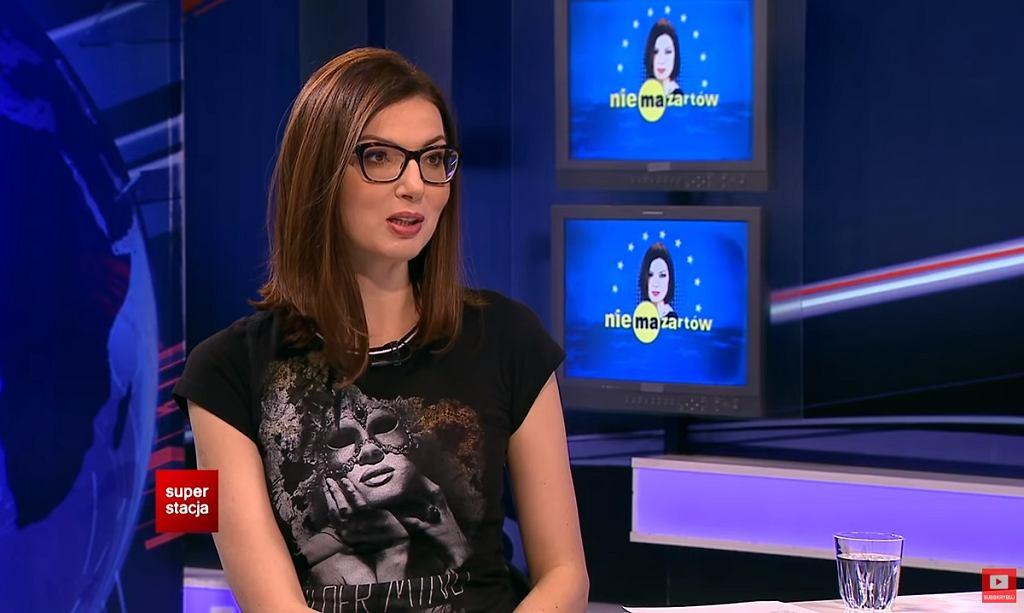 Eliza Michalik odchodzi z Superstacji. Powodem zmiana strategii kanału