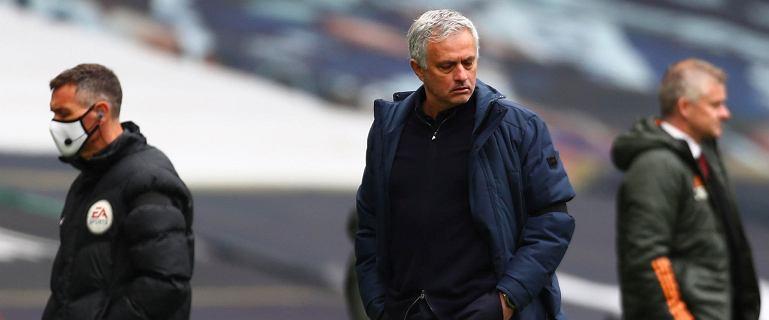 Oficjalnie: Jose Mourinho zwolniony z Tottenhamu! Kilka dni przed finałem