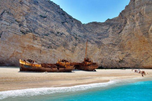 Zakynthos, Grecja/ Fot. Shutterstock