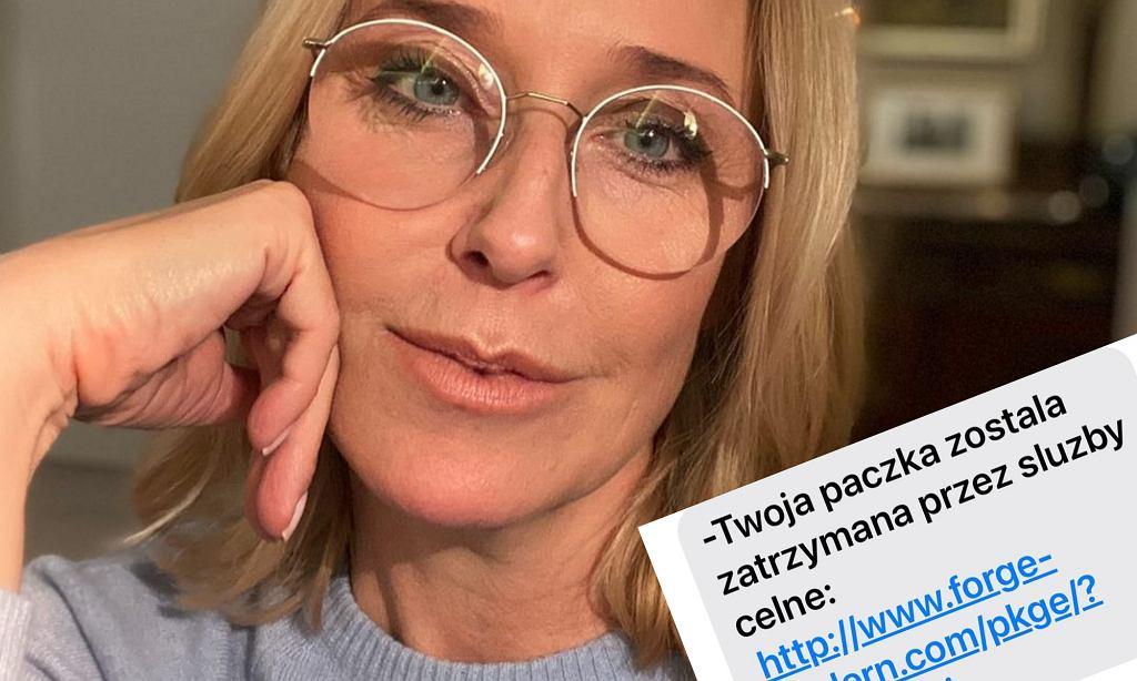 Agata Młynarska ostrzega przed złośliwym oprogramowaniem