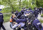 Policja jednak użyła pałek 16 maja. Mamy zdjęcia!