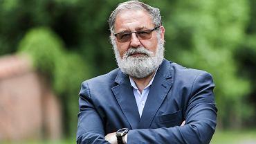 Krzysztof Stanowski, dyrektor Centrum Współpracy Międzynarodowej w Urzędzie Miasta Lublin. Zaangażowany w projekt Zdecentralizowana RP