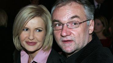 Joanna Racewicz i Jerzy Pilch