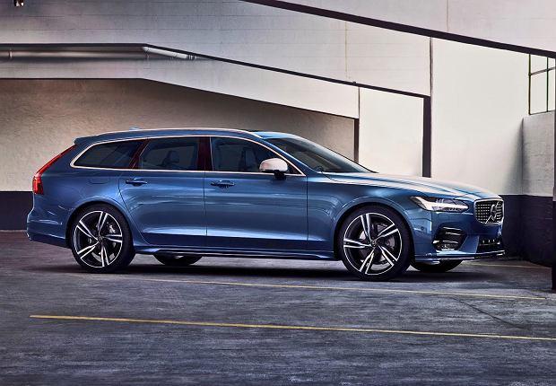 Test Volvo V90 D5 R-Design AWD. Po co komu Niemcy?