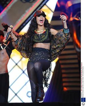 Rihanna na Wireless Festival - eastnews.pl
