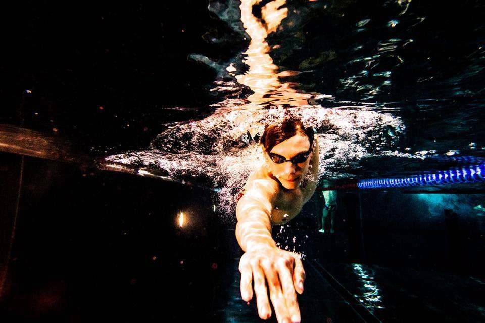 Polscy pływacy trenują na Wodnej Nucie