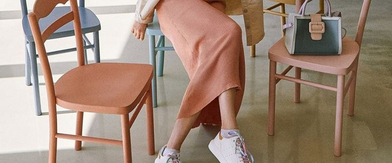Te trampki CCC kupisz teraz z dużym rabatem. Modele idealne na wiosnę. Białe i pastelowe to HIT!