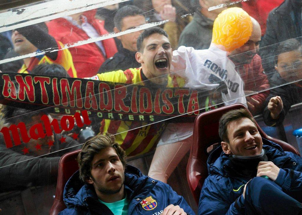 Atletico - Barcelona