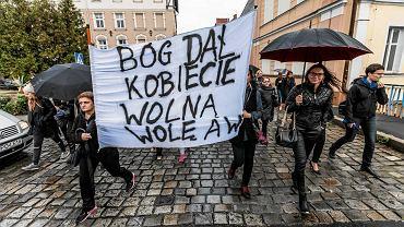 Czarny Protest w Opolu