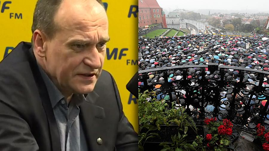 Paweł Kukiz i Czarny Protest