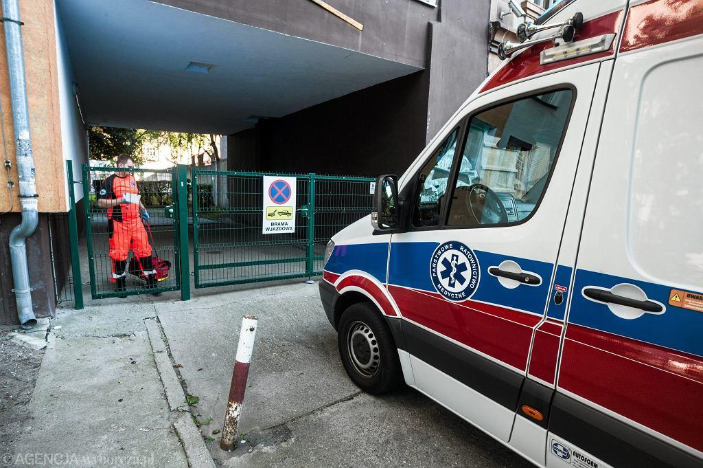 W szpitalu przy ul. Jaczewskiego stwierdzono przypadek zarażenia bakterią New Delhi (zdjęcie ilustracyjne)